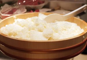 l'exigence d'un riz